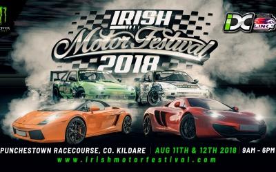 IRISH MOTOR FESTIVAL 2018